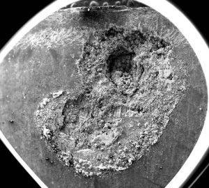 Incrustaciones-en-picaduras-de tuberias-de-cobre