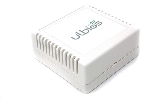 Sistema de monitorización del aire ULBIOS